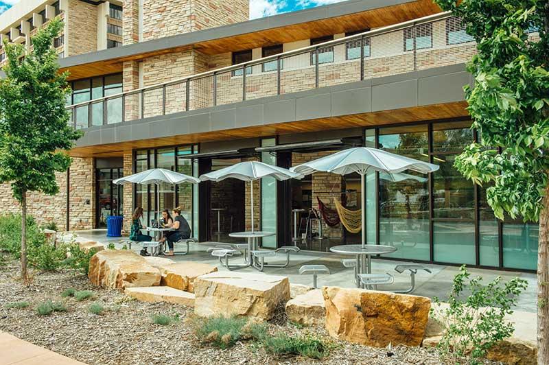 laurel village patio