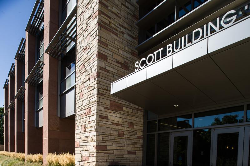bioengineering building entrance