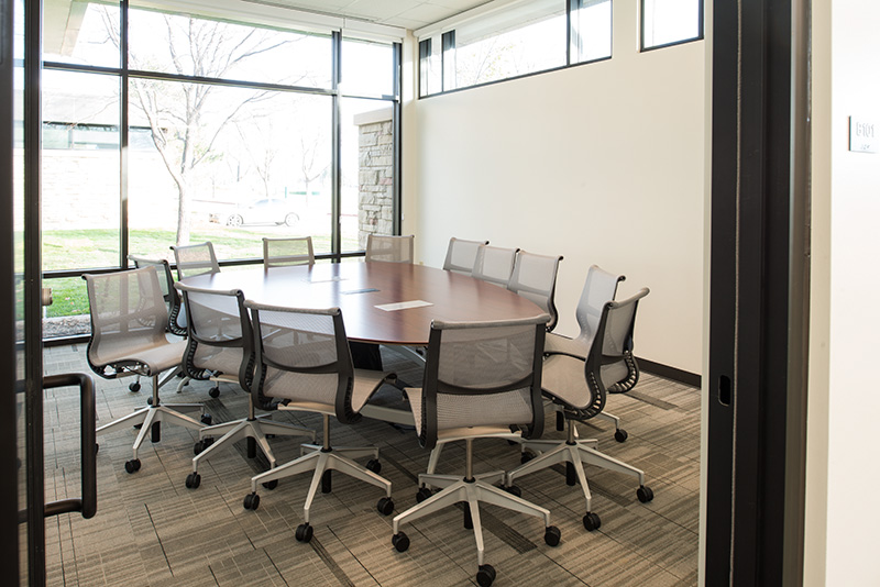 health and exercise science conference room