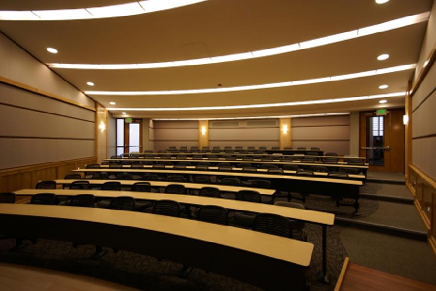 clark building auditorium