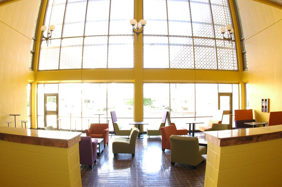 clark study lounge