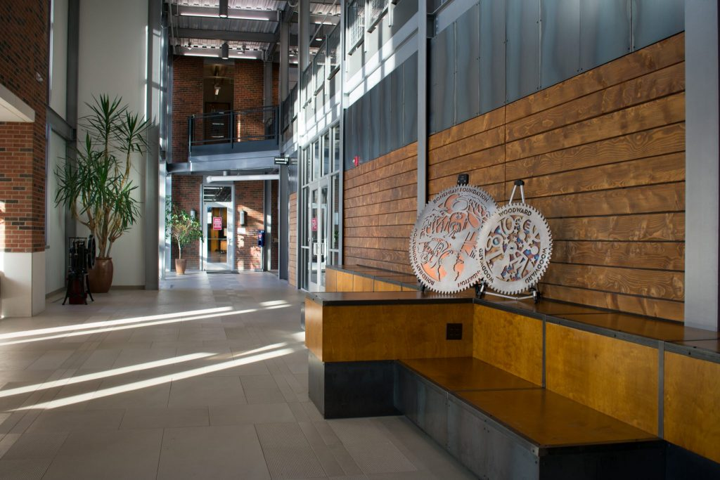 powerhouse foyer