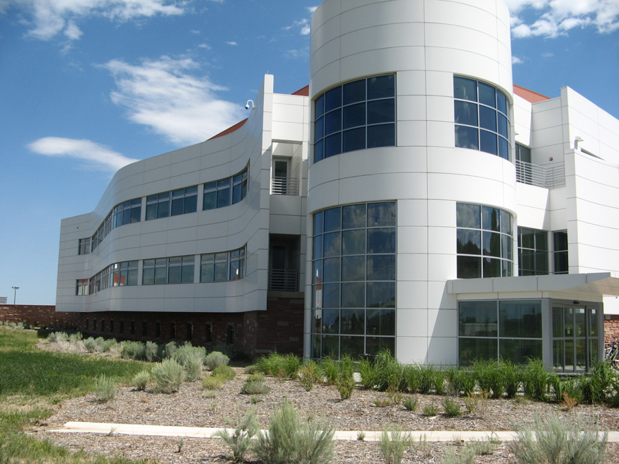 front of research innovation center