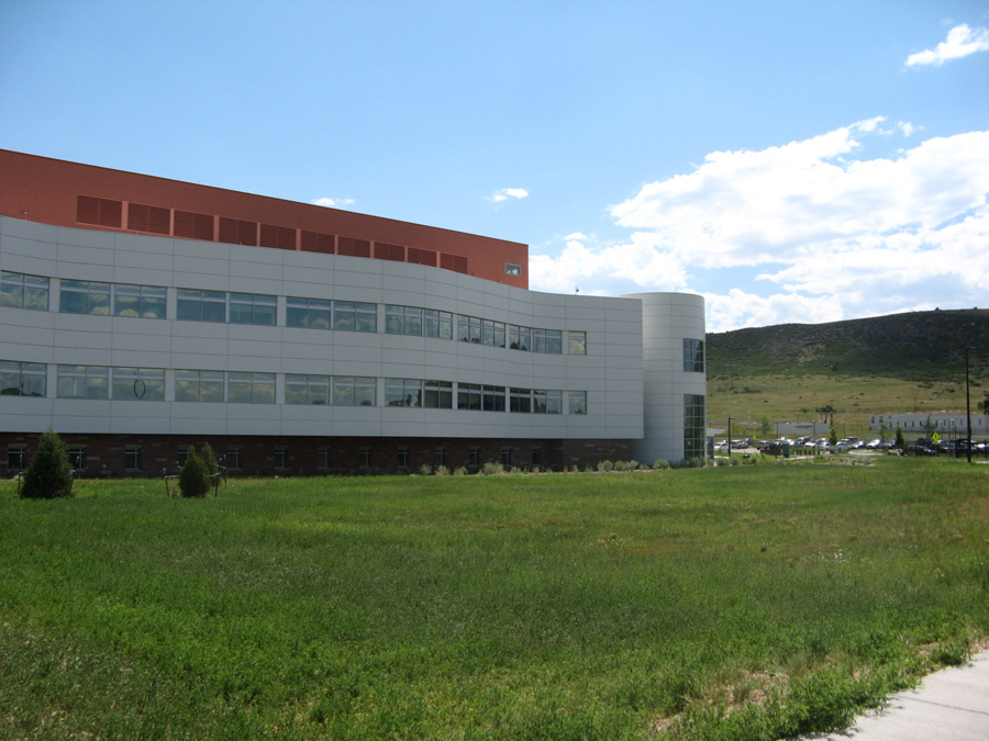 side of research innovation center