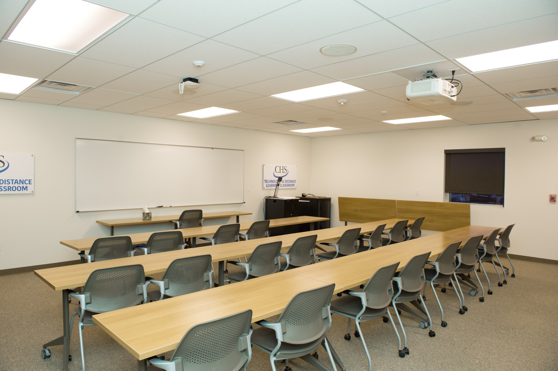 Center for Agricultural Education Classroom