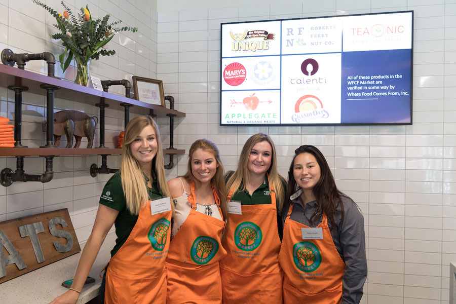 JBS Global Food Innovation Center market student employees